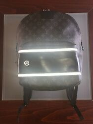 Louis Vuitton And Fragment Eclipse Apollo Backpack - Sold Out Everywhere