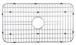 Alfi Brand Stainless Steel Protective Grid For Kitchen Sinks Gr533