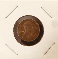 1940 Abraham Lincoln Wheat Copper Penny With No Mint Mark Extremely Rare