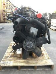 Ref Renault 6 Cyl 1988 Engine Assembly E88g0249