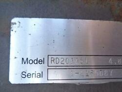 Ref Meritor-rockwell Rdl20145r488 2001 Differential Assembly Front Rear 1907332