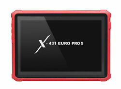 Launch X- Pro 5 Fits Mercedes With Coding And Service Function