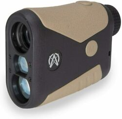 Astra Optix Otx1600 6x21 1760yd Laser Rangefinder For Hunting, Shooting And Red