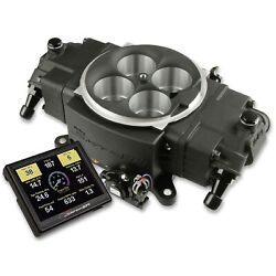 Holley 550-877 Super Sniper Stealth 4150 Self-tuning Fuel Injection System 4150