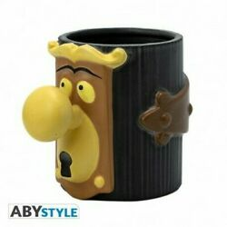 Alice In The Country Wonderland Disney Door Knob Cup 3d Abystyle