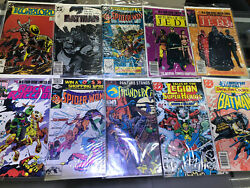 Mixed Lot Of Over 1,000 Comic Books. All Different Types And Grades.