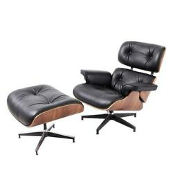 High-grade Vintage 8 Layer Real Leather Office Chair