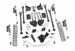 Rough Country 6.0 Suspension Lift Kit 15-16 F-250 Sd 4wd Diesel 52750
