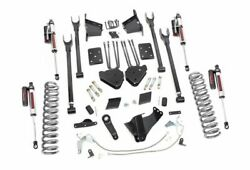 Rough Country 6.0 Suspension Lift Kit 15-16 F-250 Sd 4wd Diesel 58950