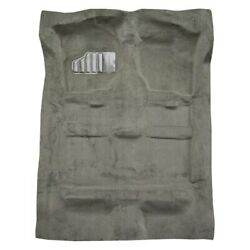 For Chevy Lumina 93-01 Carpet Essex Replacement Molded Medium Gray Complete