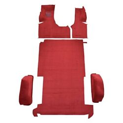 For Chevy G20 86-95 Carpet Standard Replacement Molded Medium Gray Complete