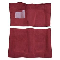 For Chevy El Camino 74 Carpet Essex Replacement Molded Maroon Complete Carpet