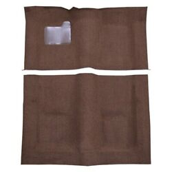 For Buick Lesabre 74-76 Carpet Essex Replacement Molded Brown Complete Carpets