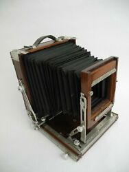 Deardorff 4x5 Special, Wood Field Camera, Used/ Good Condition, Bellows Perfect
