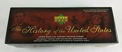 Upper Deck The History Of The United States Trading Cards Complete Set