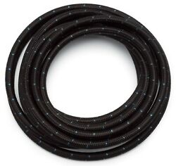 Russell 630273 Proclassic Hose -06an 50 Ft. Roll Max Psi 350 Black Cloth