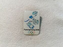 Germany Bob And Skeleton Federation For Olympic Games Pyeongchang 2018 Pin Model-1