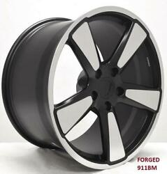 20and039and039 Forged Wheels For Porsche 911 991 3.4 Targa 4 2013-15 20x8.5/20x11