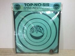 Top-no-sis Vintage Spinning Skill Toy By Horizon Shine Toy Company 1995 New