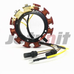 Stator 6cyl 35amp For Johnson Evinrude 150-175hp 173-3668 582574 583050 583274