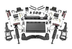Rough Country 6.0 Suspension Lift Kit 2021 Ford F-150 4wd 58750