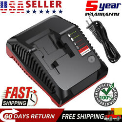 Pcxmvc Pcmvc Battery Charger For Porter Cable Pc18b 18v Lithium And Ni-cd Battery