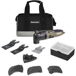 Rockwell 3.0 Amp Sonicrafter Oscillating Multi-tool, With Variable Speed,...