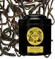 Mariage Freres. Paris Earl Grey 100g Loose Tea In A Tin Caddy 1 Pack New Edit...