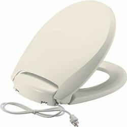 Bemis Radiance Heated Night Light Toilet Seat Will Slow Close And Never Loose...