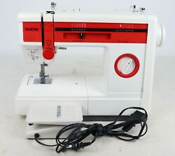 Vtg Sears Brother 268.1044281 Portable Domestic Sewing Machine, No Case - Tested