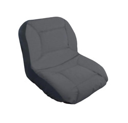 Lawn Tractor Seat Cover Medium With 2 Exterior Pockets Water-resistant New
