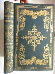 1851 Antique Wilmington De History W/engravings 1st Ed Scarce As Is Montgomery