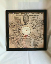 Watchtower - Judge Rutherford Records - Rare Recordings