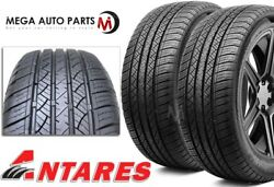 2 New Antares Comfort A5 265/75r16 116s All-season Suv Cuv Truck Highway Tires
