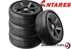 4 New Antares Comfort A5 235/55r18 100v All-season Suv Cuv Truck Highway Tires