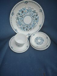 Nortike Blue Moon China 9022 5 Pieces