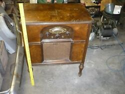 Atwater Kent Radio Model 74 Table Radio Must Be Picked Up