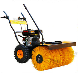 Snow Blower Snow Removal Machine Push Type Outdoor Cleaning Tools Home Winter