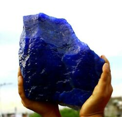 70230ct/14kg 500grams Fedex Shipping Blue Sapphire Certified Natural Big Size