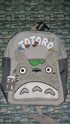 Stugio Ghibli Totoro Backpack Brand New Officially Licensed