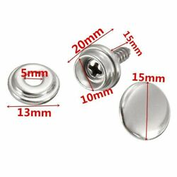 Cover Snap Fasteners Canvas Marine Car Hoods Fixed Repair Kit Clothing