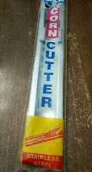 Vintage Corn Cutter And Creamer Stainless Steel The Lee Corn Cutter