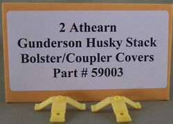 Athearn Parts - Gunderson Husky Bolster/coupler Covers Part 59003