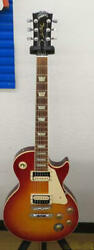 Gibson Electric Guitar Les Paul Type Musical Instrument Vintage Used From Jpn