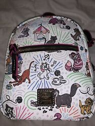 Disney Cats Sketch Mini Backpack By Dooney And Bourke