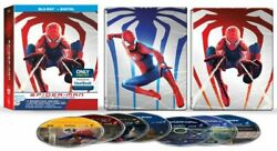 New Steelbook Spiderman Collection 5 Films Blu-ray