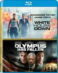 New Olympus Has Fallen And White House Down Blu-ray