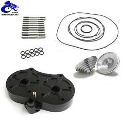 Banshee 350 Stock For Pro Design Cool Head 18cc Domes And O-rings Stud Kit 64-66mm