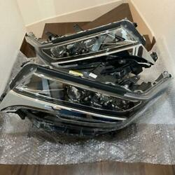 30 Alphard Trinocular Sequential Led Headlight Left And Right Late Trinocular