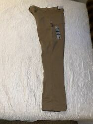 Pants 36 X 34 B324 Relaxed Fit Dungaree Carpenter Washed Twill Nwt
